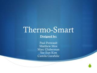Thermo-Smart