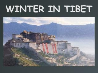 WINTER IN TIBET