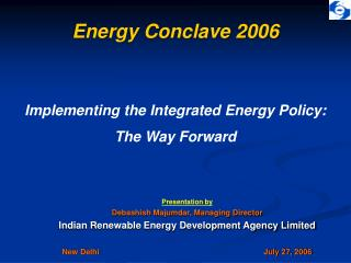Energy Conclave 2006