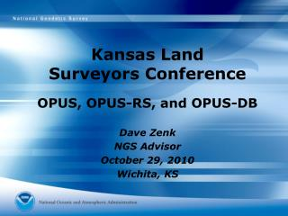 Kansas Land Surveyors Conference