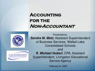 Accounting  for the Non-Accountant
