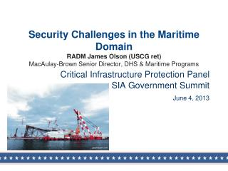 National Strategy for Maritime Security September 2005