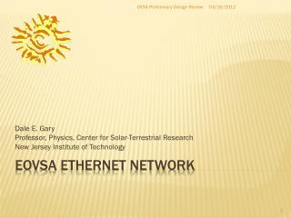 EOVSA  ethernet  network