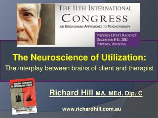 The Neuroscience of Utilization: The interplay between brains of client and therapist