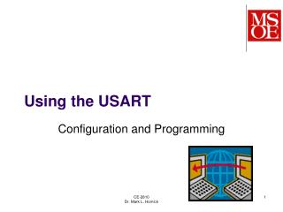 Using the USART