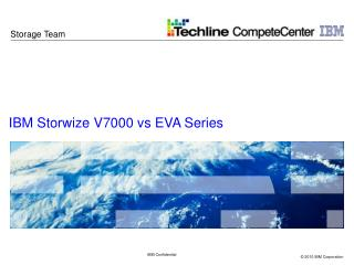 IBM Storwize V7000 vs EVA Series
