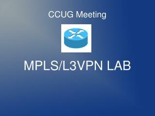 CCUG Meeting
