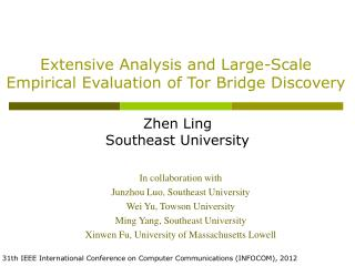 Extensive Analysis and Large-Scale Empirical Evaluation of Tor Bridge Discovery