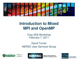 Introduction to Mixed  MPI and  OpenMP