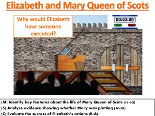 Elizabeth and Mary Queen of Scots