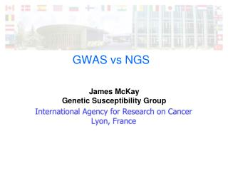 GWAS  vs  NGS