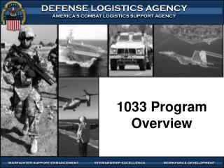 1033 Program Overview