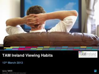 TAM Ireland Viewing Habits