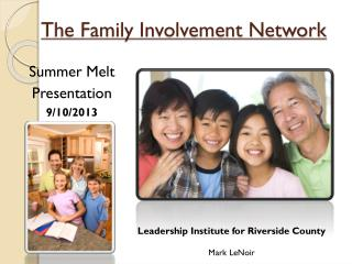 The Family Involvement Network