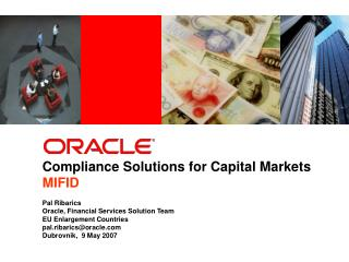 Compliance Solutions for Capital Markets MIFID Pal Ribarics