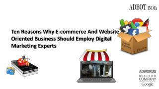 Why Employ Digital Marketing Services