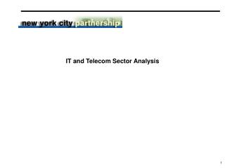 IT and Telecom Sector Analysis