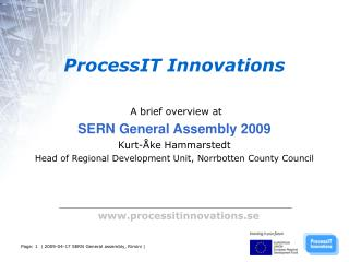 processitinnovations.se