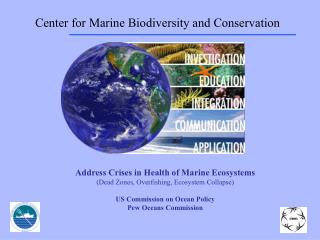Center for Marine Biodiversity and Conservation