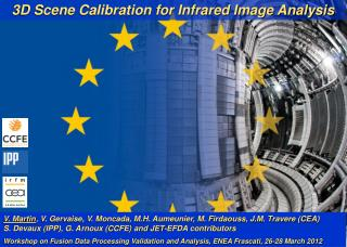 3D Scene Calibration for  Infrared Image Analysis