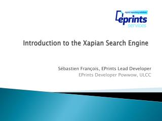 Introduction to the  Xapian  Search Engine