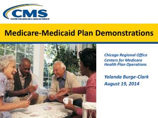 Medicare-Medicaid Plan Demonstrations