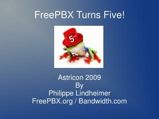 FreePBX Turns Five!