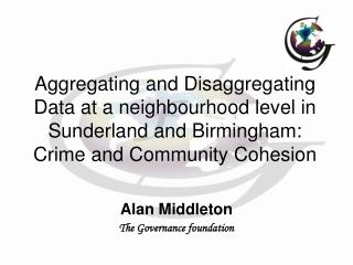 Alan Middleton The Governance foundation
