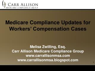 Medicare Secondary Payer Statute