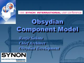 Obsydian Component Model