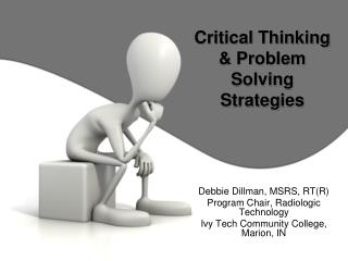 Critical Thinking & Problem Solving Strategies