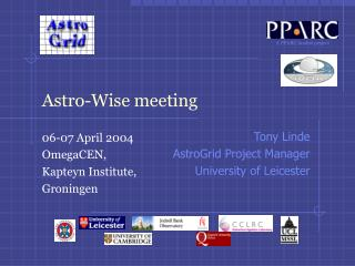 Astro-Wise meeting