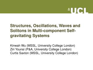 Structures, Oscillations, Waves and Solitons in Multi-component Self-gravitating Systems