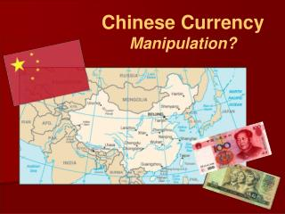 Chinese Currency Manipulation?