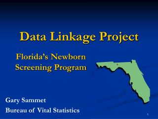Data Linkage Project