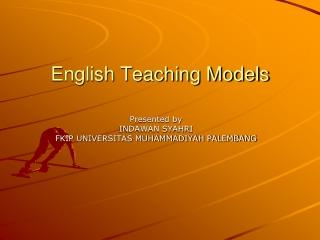 English Teaching Models
