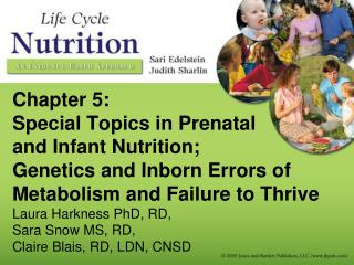 Chapter 5 Special Section:  Neonatal Intensive Care Nutrition:  Prematurity and Complications