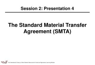 Ppt tutorial for electronic funds transfer authorization agreement the standard material transfer agreement smta platinumwayz