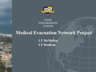 Medical Evacuation Network Project