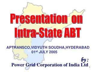 Presentation  on Intra-State ABT