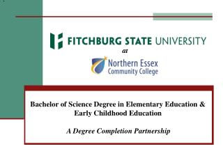 Bachelor of Science Degree in Elementary Education & Early Childhood Education