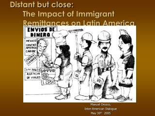 Distant but close: The Impact of Immigrant Remittances on Latin America