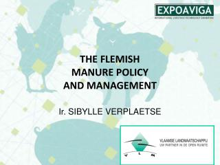 THE FLEMISH  MANURE POLICY  AND MANAGEMENT