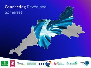 Connecting  Devon and Somerset