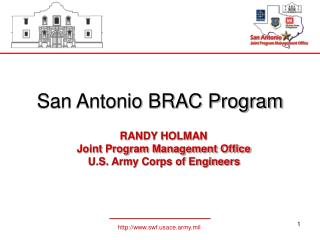 San Antonio BRAC Program