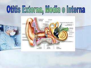 Otitis Externa, Media e Interna