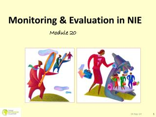Monitoring & Evaluation in NIE