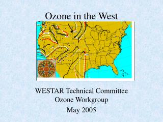 Ozone in the West