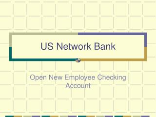 US Network Bank