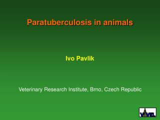 Parat ubercul osis in animals